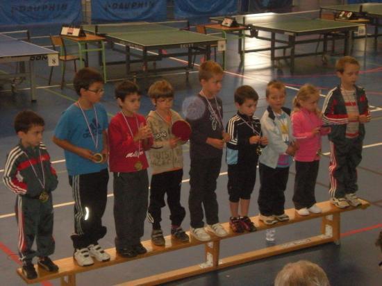Tous les médaillés