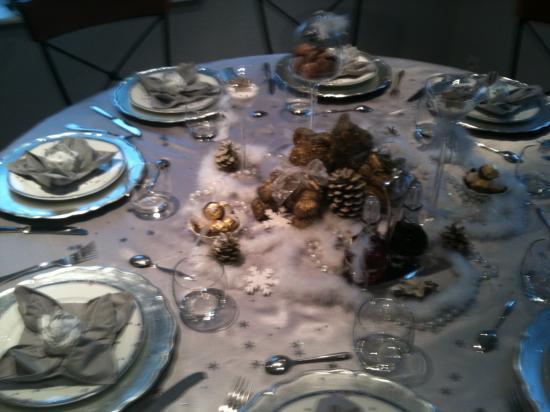 Table des petits